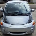 It's all electric. Isn't it cute?