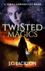 Twisted Magics